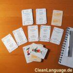 Lösunsorientiertes Kartenspiel für Coaches, Therpeuten und Jedermann