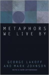 Metaphors we live by George Lakoff - Deutscher Titel Leben in Metaphern